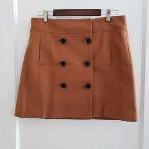 🍂Host Pick🍂👢LOFT   10 skirt w pockets!